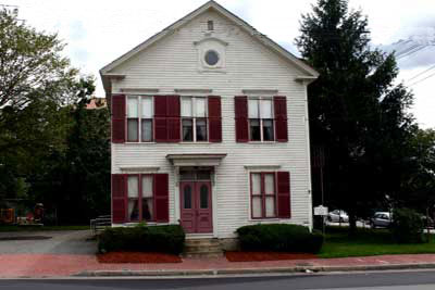 The Original North Providence Town Hall
