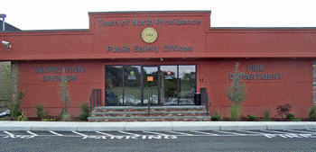 The Public Safety Offices at 1951 Mineral Spring Avenue