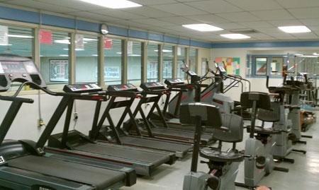 Weight Room / Cardio Room