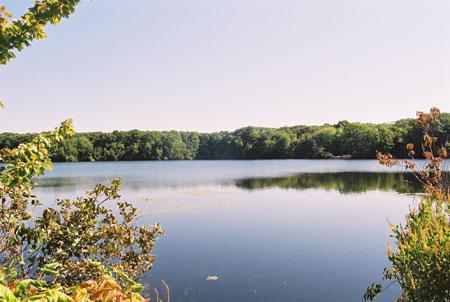Camp Meehan. Photo by Dave Hendricks