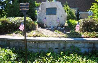 North Providence Word War 1 Veterans Memorial