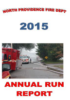 North Providence Fire Department 2015 Run Report