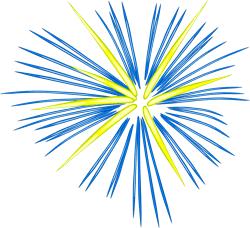Independence Day Fireworks. Thursday, July 3, 2014 at Governor John A. Notte Jr. Park