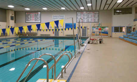 North Providence Pool and Fitness Center Pool
