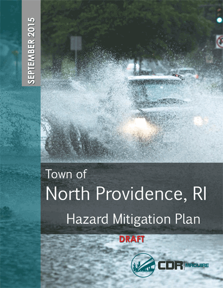 Town of North Providence 2015 Hazard Mitigation Plan Draft