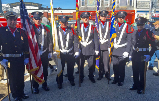 St. Patrick's Parade - Newport