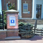 There Is A Secure Drop Box in front of Town Hall to drop your tax payments at your convenience. Checks only please.