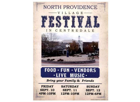 North Providence Village Festival in Centredale