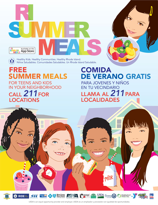 USDA Summer Meals Program